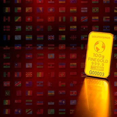 Gold Rate In Russia 13 Jan 2019 Russian Rouble Rub